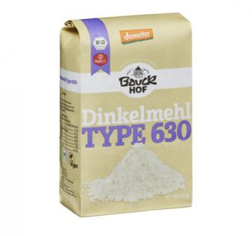 Mąka orkiszowa typ 630 500 g Bauck Hof
