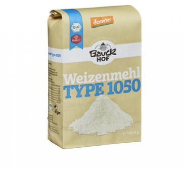 Mąka pszenna typ 1050 1 kg Bauck Hof