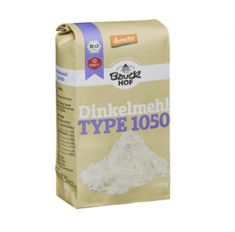 Mąka orkiszowa typ 1050 1 kg Bauck Hof