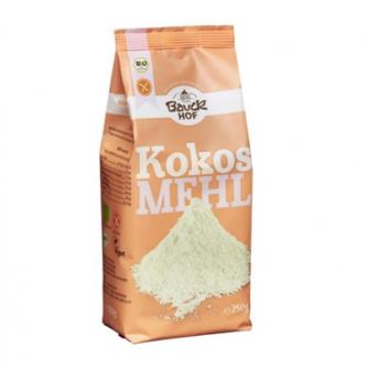 Mąka kokosowa 250 g Bauck Hof