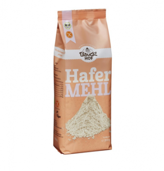 Mąka owsiana pełnoziarnista 350 g Bauck Hof