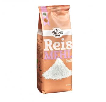 Mąka ryżowa 500 g Bauck Hof
