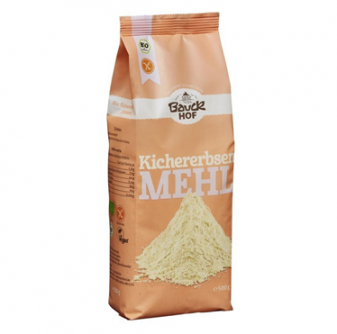 Mąka z ciecierzycy 500 g Bauck Hof