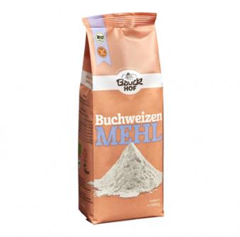 Mąka gryczana pełnoziarnista 500 g Bauck Hof