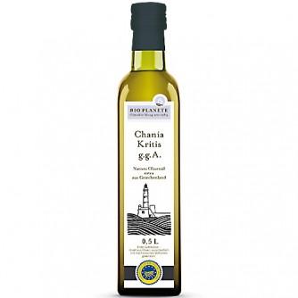 Grecka oliwa extra virgin Kreta 500ml Bio Planete