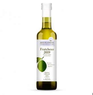 Oliwa z oliwek Fraicheur extra virgin 500ml Bio Planete