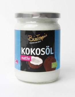 Olej kokosowy nierafinowany 500ml BioTropic