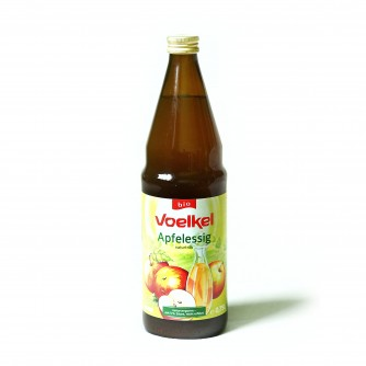 Sok Jabłko - Morela - Brzoskwinia Voelkel Bio Family 0,7l