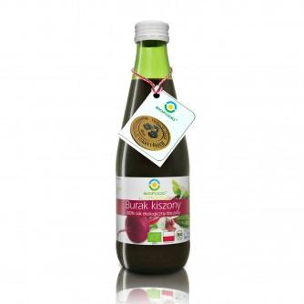 Ekologiczny sok z buraków kiszonych Bio Food 300ml