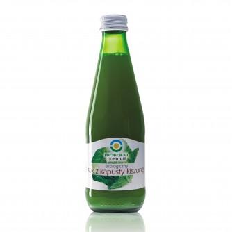 Ekologiczny sok z kapusty kiszonej Bio Food 300ml