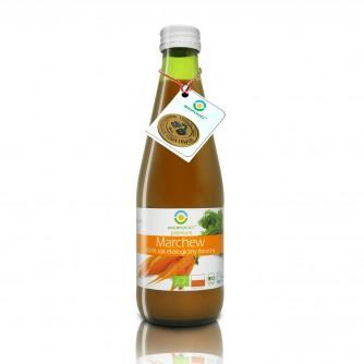 Ekologiczny sok z marchwi kiszonej Bio Food 300ml