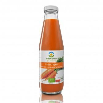 Ekologiczny sok z marchwi kiszonej Bio Food 500ml