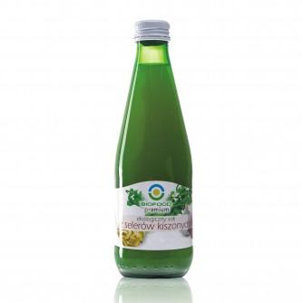 Ekologiczny sok z selerów kiszonych Bio Food 300ml