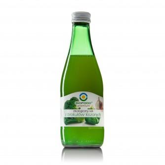 Ekologiczny sok z brokułów kiszonych Bio Food 300ml