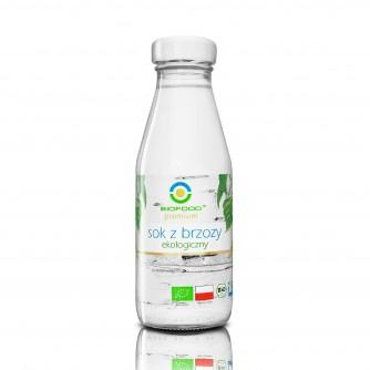 Ekologiczny sok z brzozy Bio Food 200ml