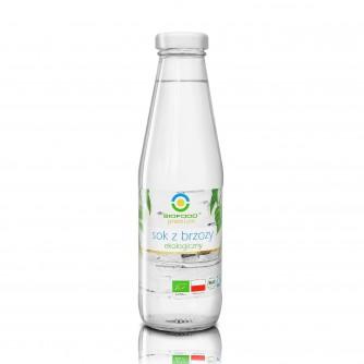 Ekologiczny sok z brzozy Bio Food 500ml