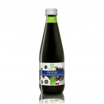 Ekologiczny sok z aronii Bio Food 300ml