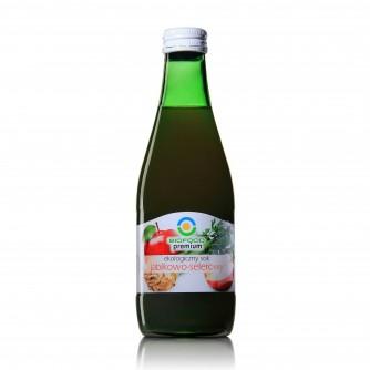 Ekologiczny sok jabłkowo - selerowy Bio Food 300ml