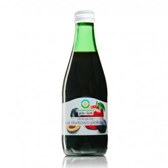 Ekologiczny sok śliwkowo - jabłkowy Bio Food 300ml