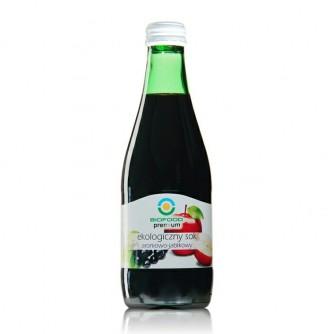 Ekologiczny sok aroniowo - jabłkowy Bio Food 300ml