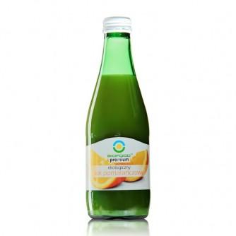 Ekologiczny sok pomarańczowy Bio Food 300ml