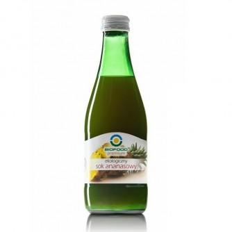 Ekologiczny sok ananasowy Bio Food 300ml