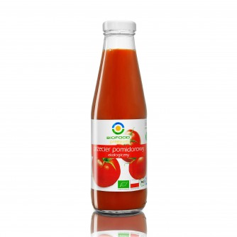 Ekologiczny przecier pomidorowy Bio Food 500ml