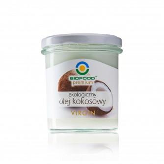 Ekologiczny olej kokosowy Bio Food 260ml