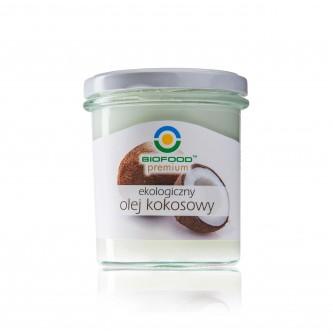 Ekologiczny olej kokosowy Virgin Bio Food 260ml