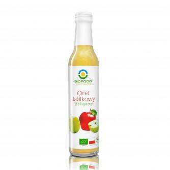 Ekologiczny ocet jabłkowy Bio Food 250ml