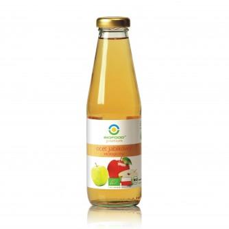 Ekologiczny ocet jabłkowy Bio Food 500ml