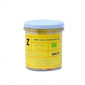 Ekologiczne kimchi białe Zakwasownia 300g