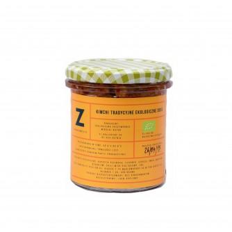 Ekologiczne kimchi tradycyjne Zakwasownia 300g