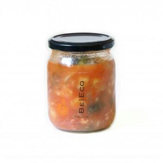 Zupa warzywna z chorizo Be!Eco 540ml