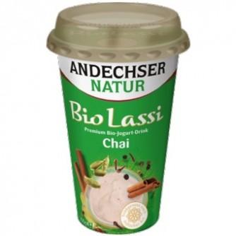 Napój Lassi Chai Andechser Natur 330g