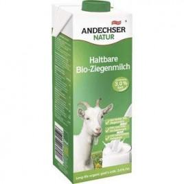 Mleko kozie niskotłuszczowe 1,5% Andechser Natur 1l