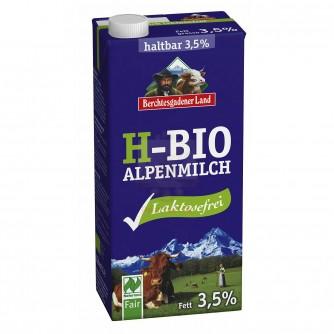 Mleko pełne bez laktozy 3,5% Berchtesgadener Land 1l