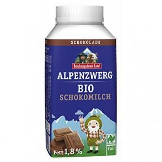 Alpejskie mleko czekoladowe Berchtesgadener Land 250g