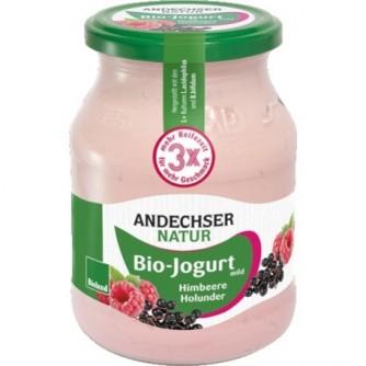 Jogurt z orzechami laskowymi 3,7% Andechser Natur 500g