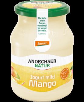 Jogurt mango Andechser Natur 500g
