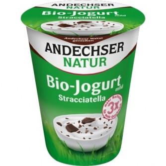 Jogurt Stracciatella 3,7% Andechser Natur 400g