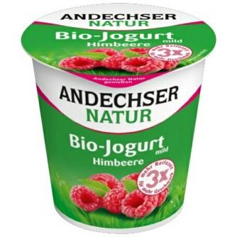 Jogurt malinowy 3,7% Andechser Natur 150g