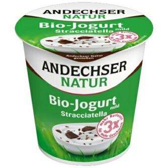 Jogurt Stracciatella 3,7% Andechser Natur 150g