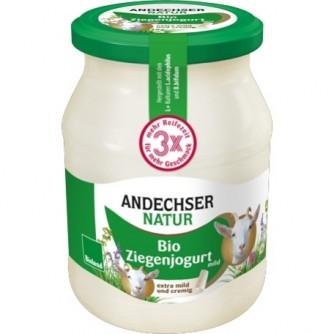 Jogurt kozi naturalny 3,8% Andechser Natur 500g