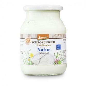 Jogurt naturalny 3,5% Schrozberger Milchbauern 500g
