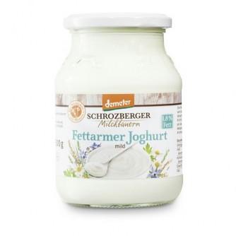 Jogurt naturalny odtłuszczony 1,5% Schrozberger Milchbauern 500g