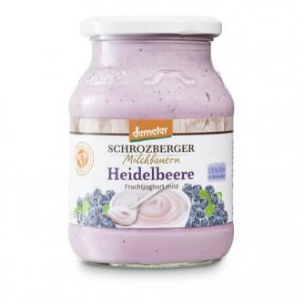 Jogurt jagodowy Schrozberger Milchbauern 500g