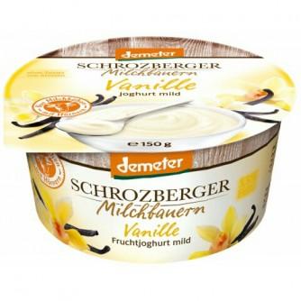 Jogurt waniliowy 3,5% Schrozberger Milchbauern 150g