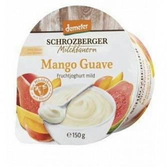 Jogurt mango z guawą 3,5% Schrozberger Milchbauern 500g