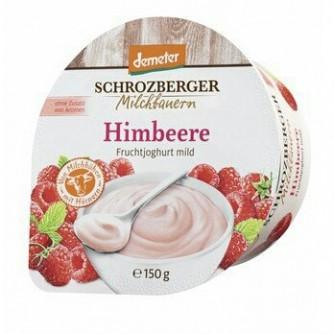 Jogurt malinowy 3,5% Schrozberger Milchbauern 1kg